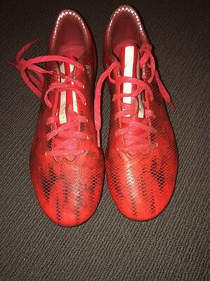 Men's Adidas Football Soccer Boots Size US 8.5