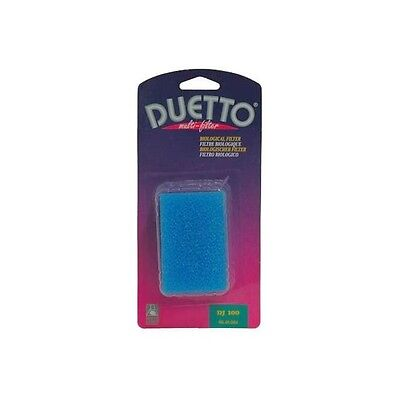 Mousse filtration biologique filtre  DJ100  duetto  AQUARIUM SYSTEM  0048004