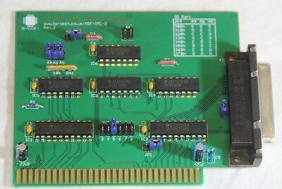 Lo-Tech Replacement MIF-IPC-B ISA Interface Card for Roland MPU-401 - New!