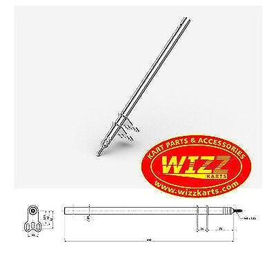 M8 x 510mm Steering Column High Quality WIZZ KARTS