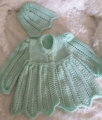 BABY KNITTING PATTERN #24 by Julie Ware