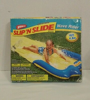2004 Wham-o Slip N Slide Wave Rider 16' sealed new in Package fast shipping