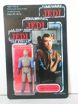Kenner Star Wars General Madine (Tri-Logo)