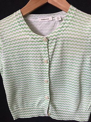 Girls Country Road short sleeve cardigan, size 9