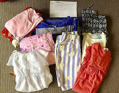 Brand Names Girls Size 8 Mixed Lot