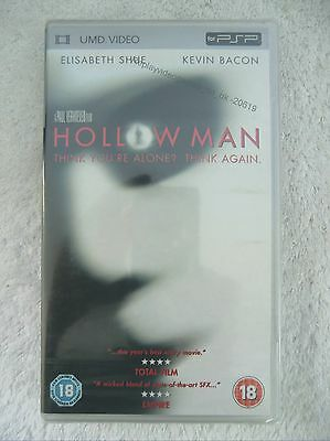 20619 UMD Video Hollow Man [NEW & SEALED] - Sony PSP Game (2000) PSP 29085