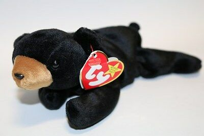 "The Beanie Babies Collection ""Blackie"" Bear (1993)"
