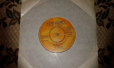 "The Cables - J.A.M.A.I.C.A- 7"" Dynamic Label"