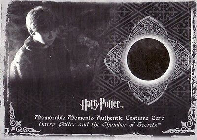 Harry Potter Memorable Moments 2 Ron Weasley C3 Costume Card