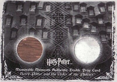 Harry Potter Memorable Moments 2 Proclamation Frame wood & Glass P11 Prop Card