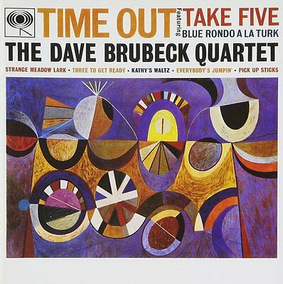 Dave Brubeck - Time Out+++Vinyl 200g +++Analogue Productions++NEU++OVP