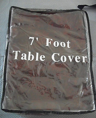 Pool Table Dust Cover For 7' Table ( No Postage )
