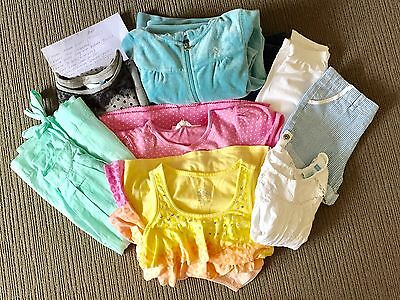 Brand Name Girls Size 8 Mixed Lot