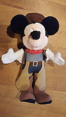 disney mickey mouse soft toy