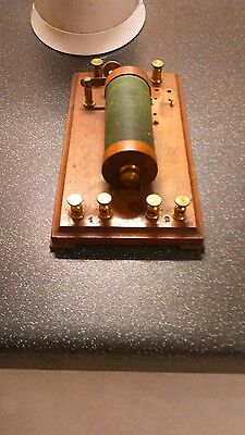 Antique French Induction/Shocking Coil