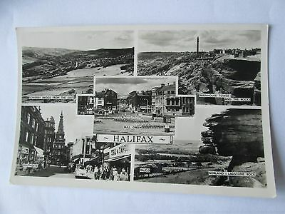 Postcard of Halifax (Multiview) RP Unposted