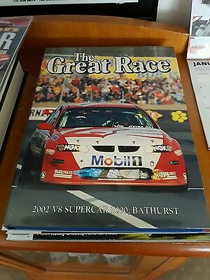 The Great Race Bathurst Yearbook 2002