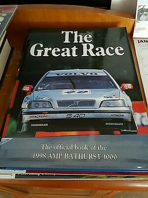 The Great Race Bathurst Yearbook 1998