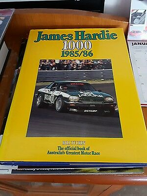 The Great Race Bathurst Yearbook 1985/86