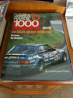 The Great Race Bathurst Yearbook 1981/82