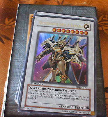 Yu-Gi-Oh! Structure Deck:5d's               (5DS2-IT000) Mint Sciabola-X Synchro