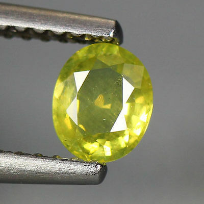 0.55 Cts_World Class Very Rare Gemmy_Limited Edition_100 % Natural Chrysoberyl