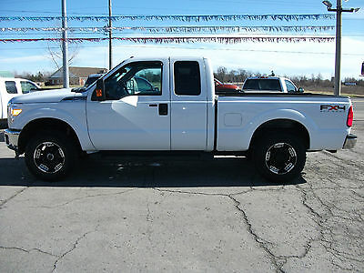 Ford: F-250 FX4 2011 Ford F-250 XLT Supercab 4x4  FX4 Short Box