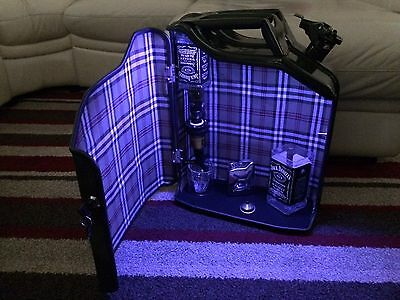 Jerry Can Mini Bar Vw T2 T3 T4 T5 T6  Retro Camping Man Cave Up cycled