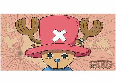 One Piece Chopper Pink Towel
