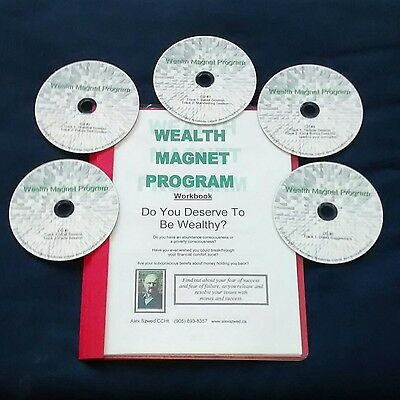 Finacial Success Money Wealth Abundance Hypnosis Program
