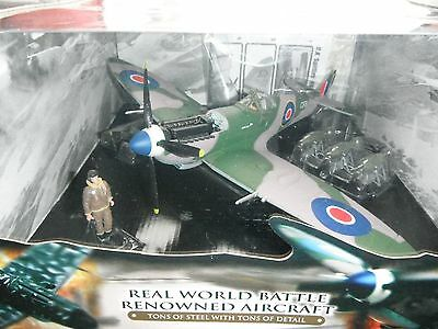 diecast model spitfire 1/32 scale