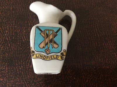 Crested China Lindfield Cricket