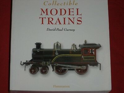 Collectible Model trains book