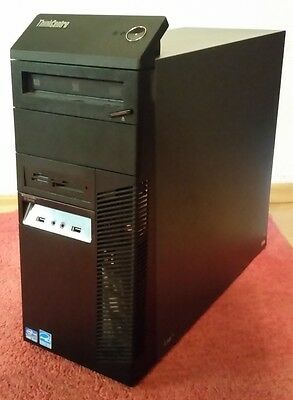 Lenovo ThinkCentre M92p 2992 (500GB, Intel Core i5 3. Gen, 3.2GHz, 4 GB) PC...