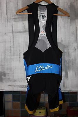 Cuore italian/swiss high quality cycling padded bib tight shorts