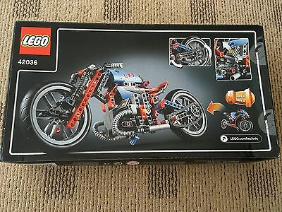 Lego Technic 42036 2 Models In 1 Brand New In Box Never Opened