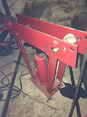 Car Roll Cage Steel Pipe Bender Hydraulic