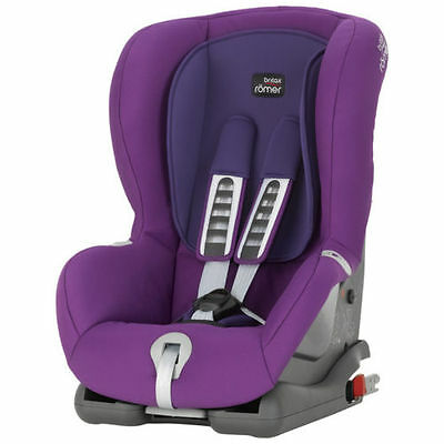 Britax Duo Plus Forward Facing Baby Seat Mineral Purple