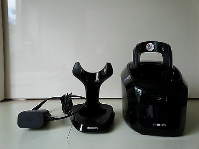 Jet Clean RQ1007 PHILIPS SensoTouch 3D RQ1250 PHILIPS + adaptateur + support !!!