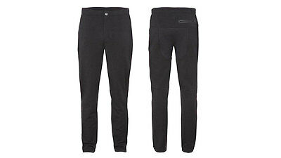 Rapha Transfer Cycling Black Trousers Track Pants L 34""