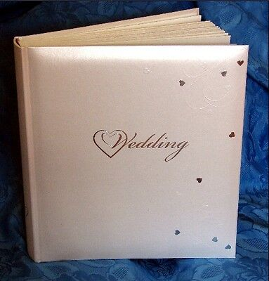 Wedding photo album white large interleaved creative gift CG4