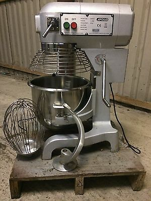 Catering food mixer. Apollo apm20 20 litre