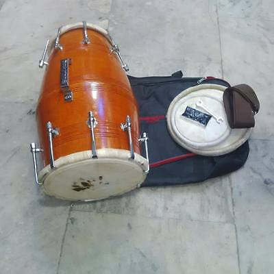 "best new dholak mango_wood""bolt_fitting,dhollki nice sound best offer dholak"