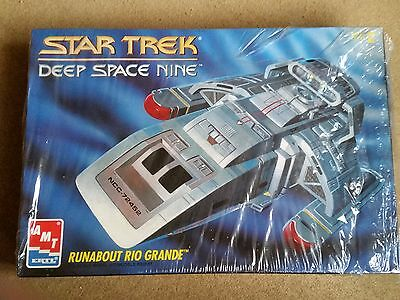 Star Trek Deep Space Nine AMT ERTL Model Kit Runabout Rio Grande