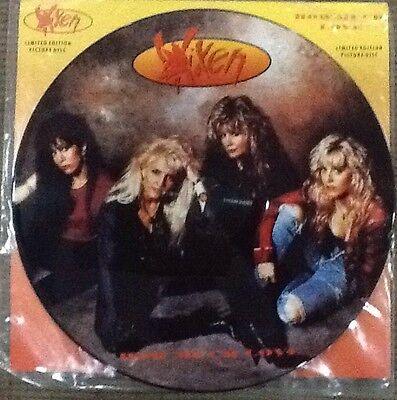 "Vixen 12"" Picture Disc - How Much Love"