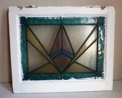 leaded light stained glass