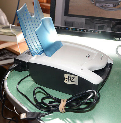 Panini Ideal Check Reader Scanner W Power Supply Data Cable 30 Day Warranty