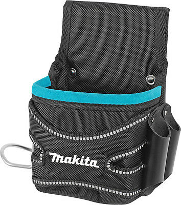 Makita P-71906 Blue Collection Screw Nail Fixing Pouch & Hammer Holder Tool Belt