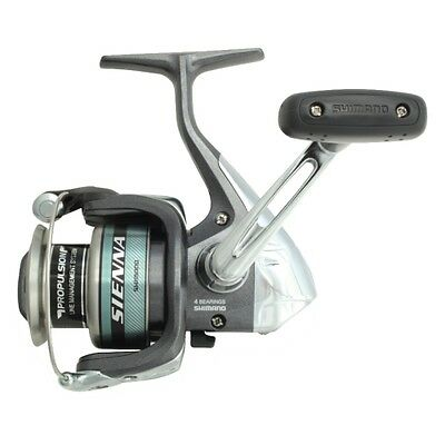 Shimano Sienna 2500FD Spinning Reel Fishing Brand New w/ Free Line
