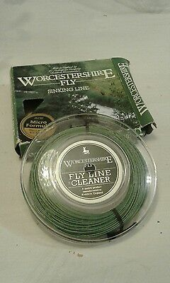 Worcestershire Fast Sinking Fly Line Weight Foward WF7FS